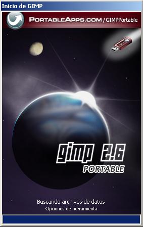 Gimp Portable Instalacion